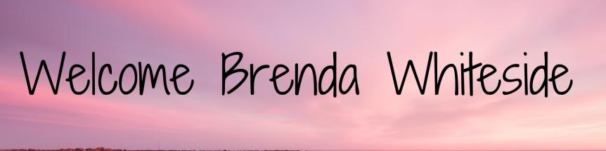 Meet Brenda Whiteside